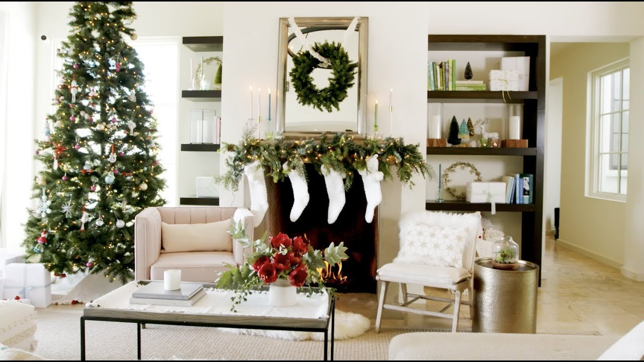 How Blogger Camille Styles Decorates For The Holidays | Personal Spaces |  House Beautiful