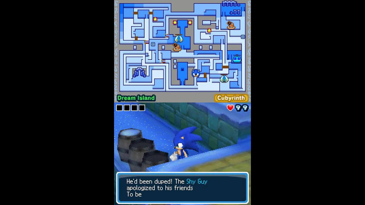 Mario & Sonic at the Olympic Winter Games for DS Reviews ...