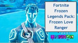 Frozen Legends Pack - Frozen Love Ranger - Fortnite