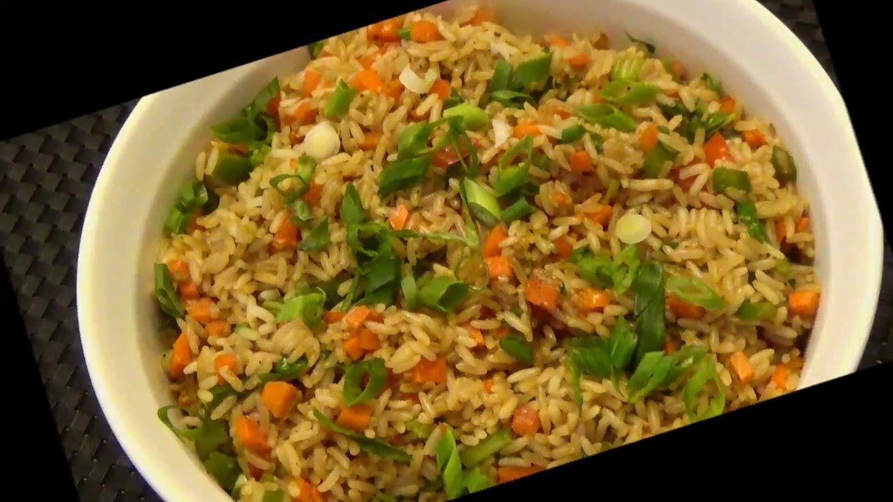 How to make trini fried rice episode 59 youtube ccuart Image collections