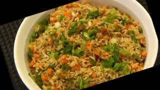 How to make Trini Fried Rice - Episode 59