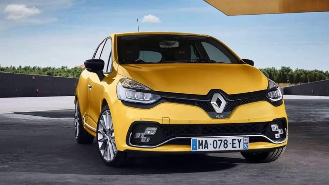 2017 renault clio rs youtube. Black Bedroom Furniture Sets. Home Design Ideas