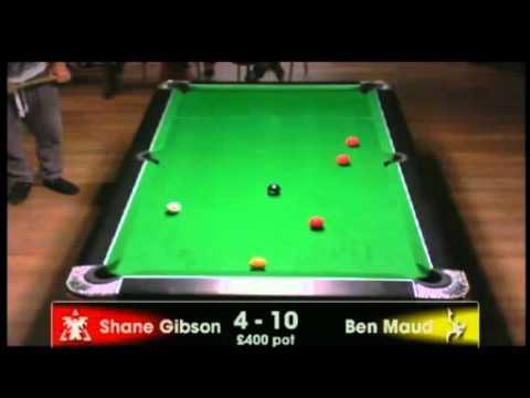 23/07/2013 - Money Match - Ben Maud v Shane Gibson