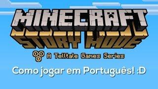 MINECRAFT STORY MODE: Legendas em Português