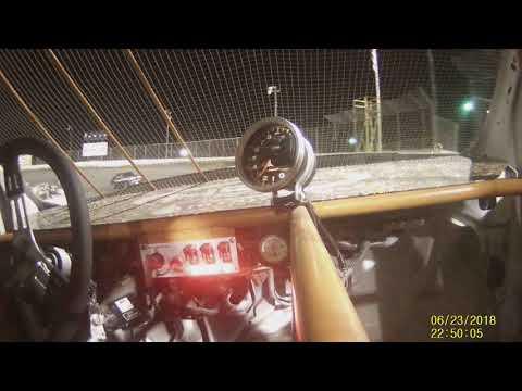 I 55 raceway pro 4 feature 6/28/18
