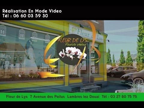 Fleur de Lys, fleuriste-créateur à Lambres lez Douai