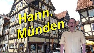 Video-Hann. Münden-Hannoversch Münden-Stadtrundgang  &  Sehenswürdigkeiten-Reisetipps-Touristinfo