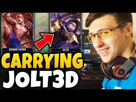 REMEMBER THIS SILVER ELO HATER? NOW I'M CARRYING HIM TO DIAMOND | #21 - League of Legends