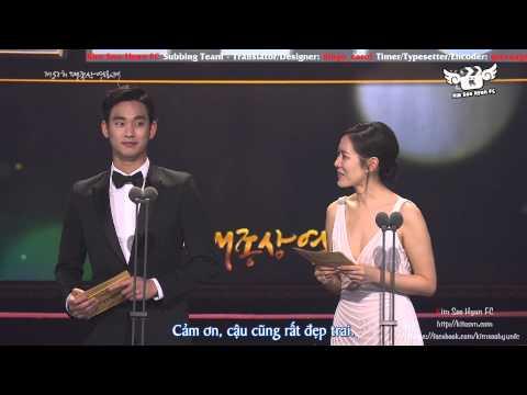 [Vietsub] Giải thưởng Đại Chung 2014 - Kim Soo Hyun