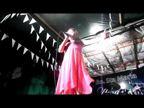 sharlla mae w  family band @Paco, Manila