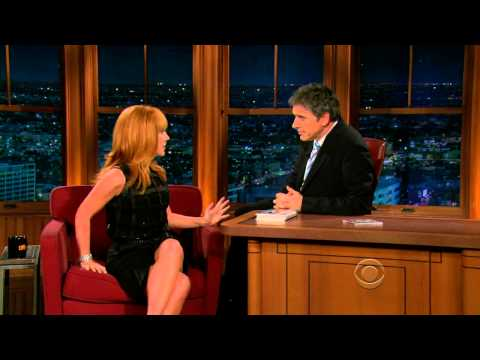 Late Late Show with Craig Ferguson 12/22/2009 Kathy Griffin, Harry Connick Jr.