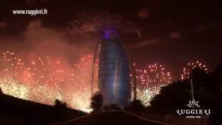 Ruggieri - Dubai Burj Al Arab 2013 National Day Show Fireworks