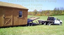 How to move  Storage Buildings