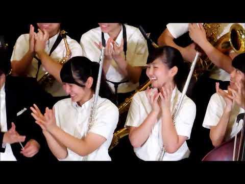 Kyoto Tachibana S.H.S 第56回 京都府吹奏楽コンクール【高等学校の部】集合写真記念撮影