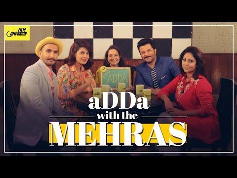 Team Dil Dhadakne Do | FC ADDA | Anupama Chopra | Film Companion