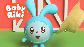 Ferma Copiilor BabyRiki | Învățăm Animalele | Cântece BabyRiki RO