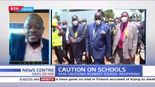 KMA cautions against reopening schools amid COVID-19 global pandemic