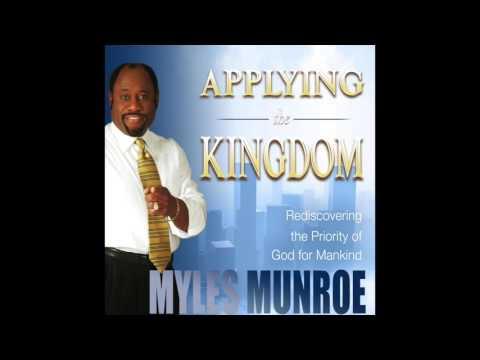 Free Audio Book Preview ~ Applying the Kingdom ~ Myles Munroe
