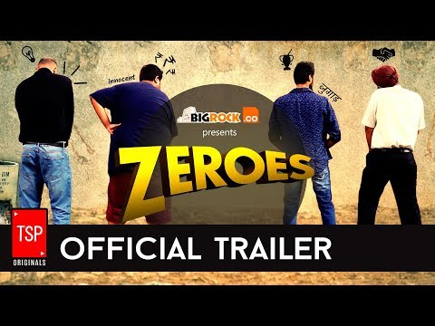 Zeroes | Official Trailer | The Screen Patti's New Web-series