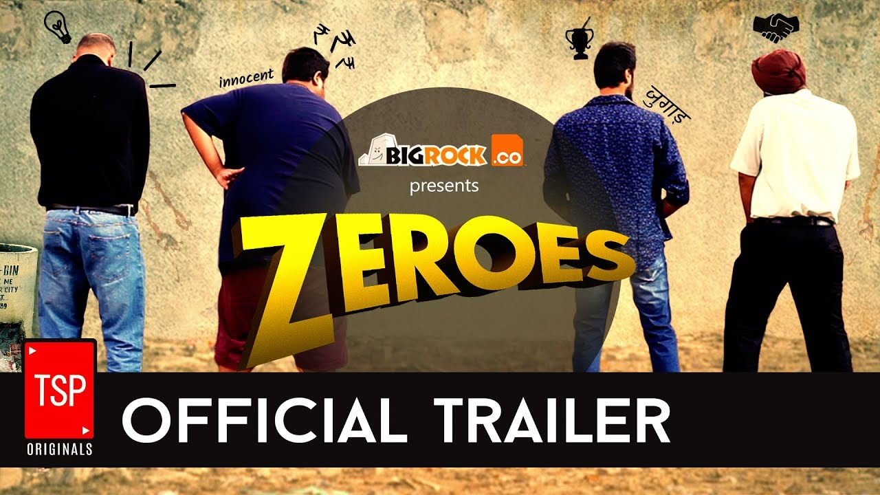 Download Zeroes | Official Trailer | The Screen Patti's New Web-series