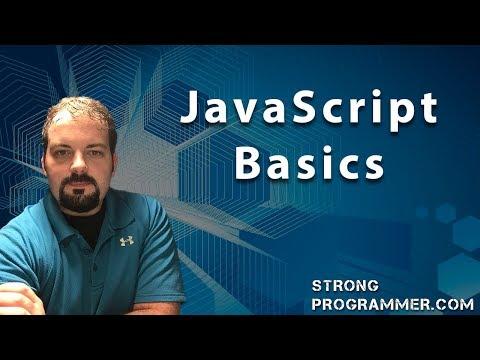JavaScript Basics & Introduction | Strong Programmer