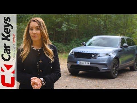 2018 Range Rover Velar Review - A great luxury family car  - Car Keys