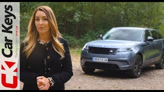 Range Rover Velar 2018 Review - A great luxury family car  - Car Keys