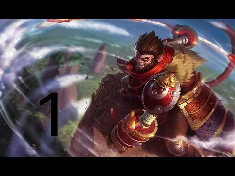 [Best Moment z lolka] Wukong Ep1 | Full HD |