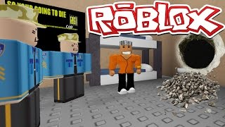 ROBLOX PRISON LIFE: NEW WAY TO ESCAPE!!! (Roblox Gameplay)
