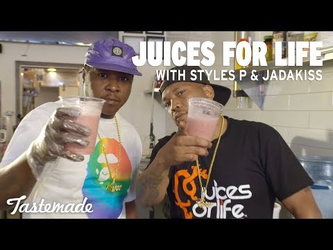 Juices for Life With Styles P & Jadakiss