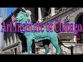 Visiting Art Institute of Chicago, Art institute in Chicago, Illinois, United States