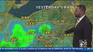 KDKA-TV Morning Forecast (6/25)