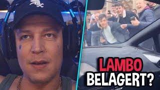 Lambo von Fans belagert? 😱 Negative Seite von Fame? ft. ELoTRiX | MontanaBlack Realtalk
