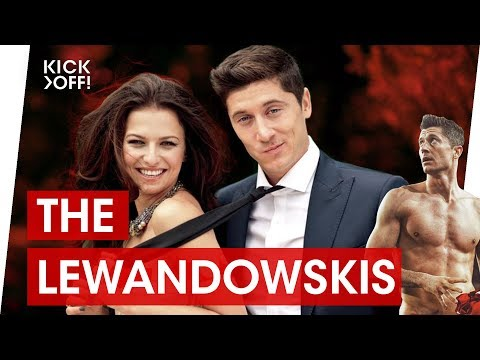 Team Lewandowski: How Anna made Robert the fittest footballer on earth