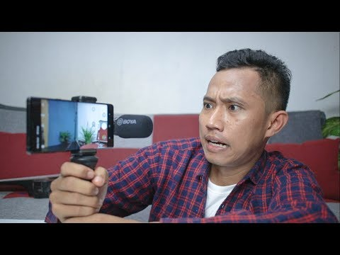 Repeat Review Microphone USB TYPE C !!! BOYA BY-DM100 GALAXY