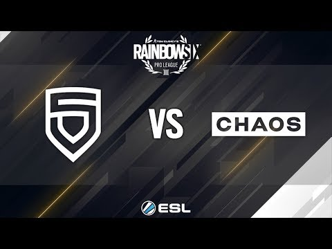 Rainbow Six Pro League - Season 8 - EU - PENTA Sports vs. CHAOS - Week 4