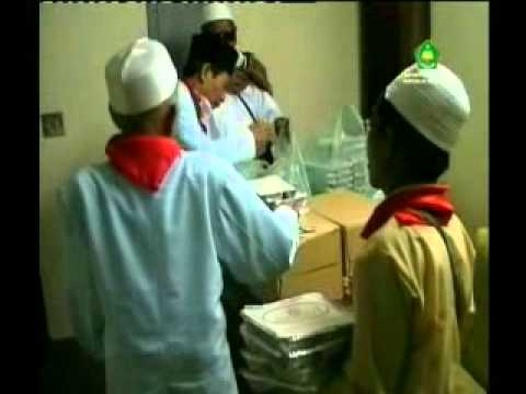 Panduan Haji [9]: Katering di Madinah