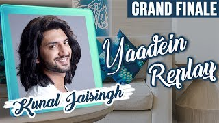 KUNAL JAISINGH aka OMKARA Relives His Acting Journey  Dil Boley Oberoi  Ishqbaaz  Yaadein Replay