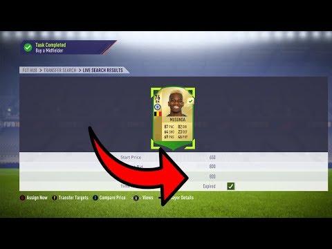 FIFA 18 MAKE 3K PER CARD! BEST FIFA 18 SNIPING METHOD!!! - FIFA 18 ULTIMATE TEAM TRADING