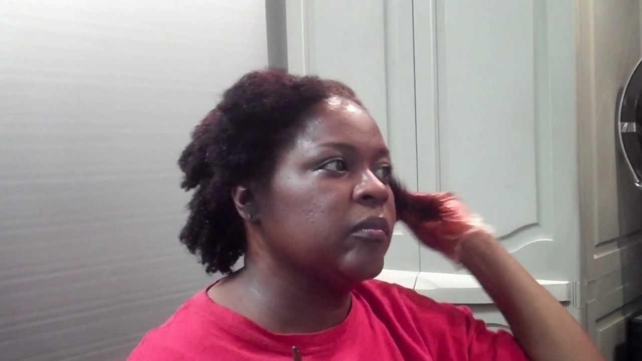 Surya Brasil Henna Cream On Type 4 Hair Youtube