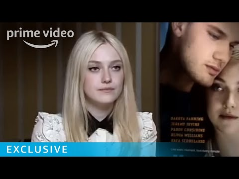 Now is Good - Dakota Fanning on Mastering the English Accent | Prime Video