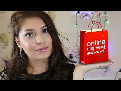 Online alış-veriş | Sual-cavab (Türkiyədən necə sifariş verməli)