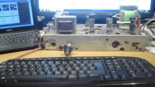 EL84 SE Stereo Verstärker