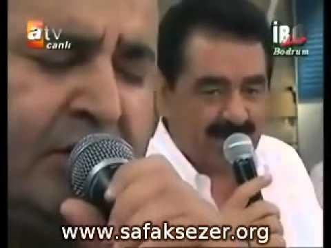 Şafak Sezer ve İbrahim TatLıses - Seni Sana Bırakmam Muhteşem Düet !