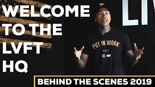 NEW HQ TOUR - Behind The Scenes w/ Randall Pich 2019