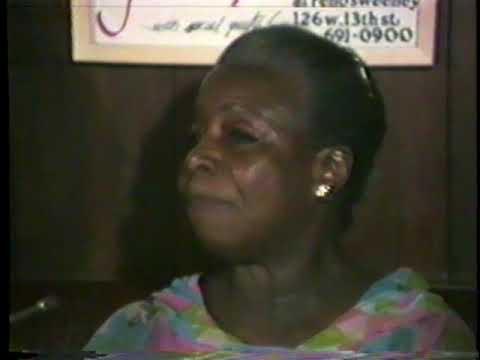 Butterfly McQueen--Rare 1978 Interview at Reno Sweeney