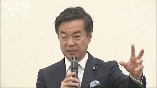 松沢新党、「希望の党」党名継承 小池都知事と確認(18/04/26)