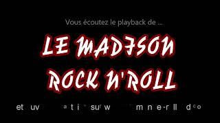 """Playback du madison""""MADISON ROCK N'ROLL"""" composés par E. Rolland – F.Stéphant -Emmanuel Rolland"""