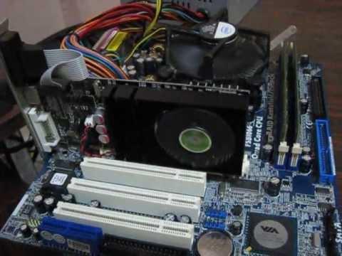 ASRock 4COREDX90-VSTA Windows Vista 32-BIT