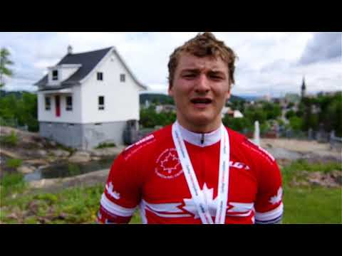 Interview w/Riley Pickrell Jr Men's Crit Champ @ 2018 Road Nationals